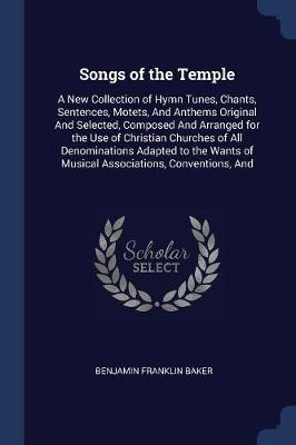 Songs of the Temple