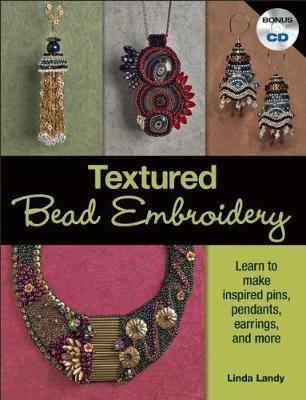 Textured Bead Embroidery