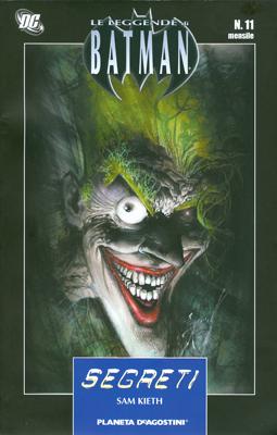 Le leggende di Batman n. 11
