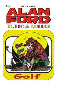 Alan Ford tutto a co...