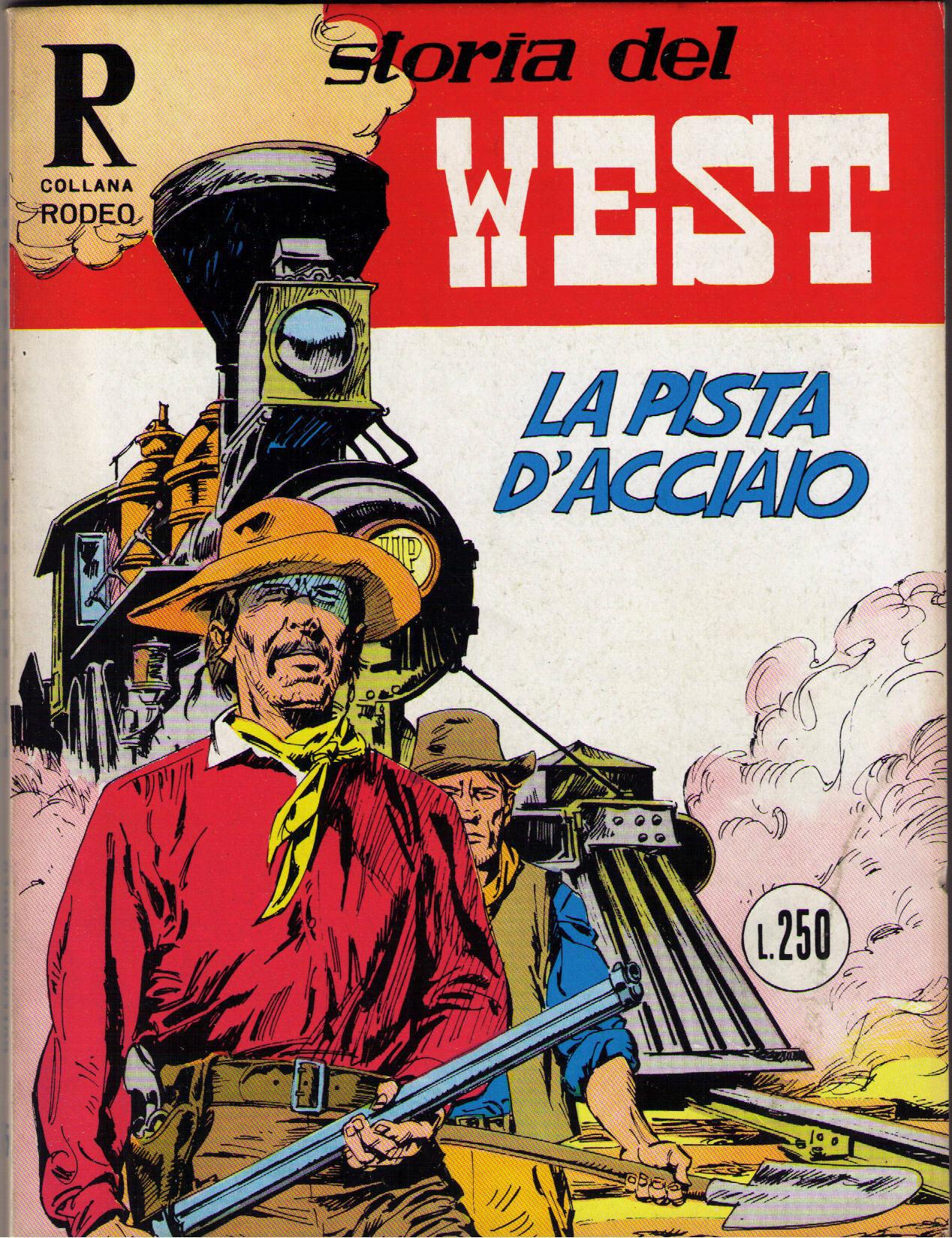 Storia del West n.33 (collana Rodeo n.75)