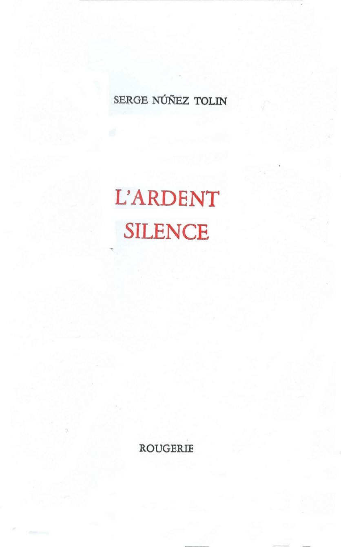 L'ardent silence