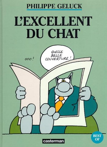 Le Chat - Best of, tome 2