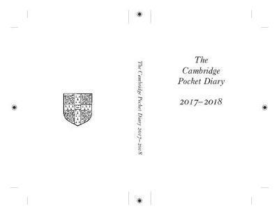 The Cambridge Pocket Diary 2017–2018