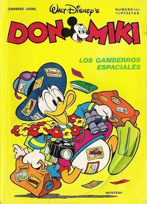 Don Miki #564