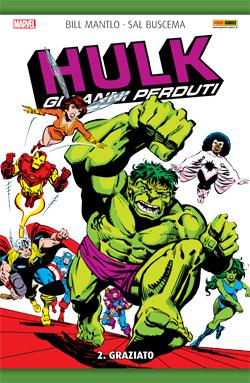 Hulk: Gli anni perduti vol. 2