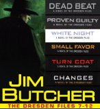 The Dresden Files Collection 1-6