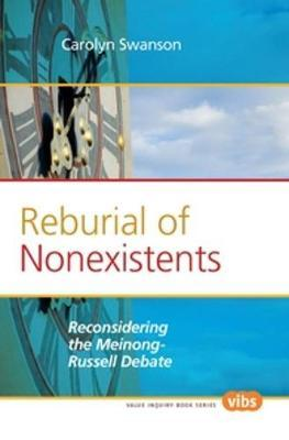 Reburial of Nonexistents
