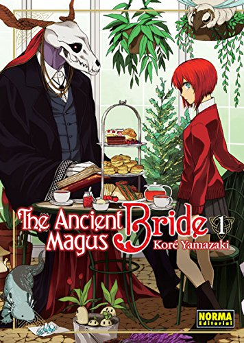 The Ancient Magus Bride #1
