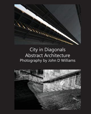 City in Diagonals Abstract Architecture