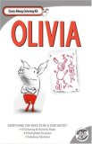 Olivia Carry-Along Coloring Kit
