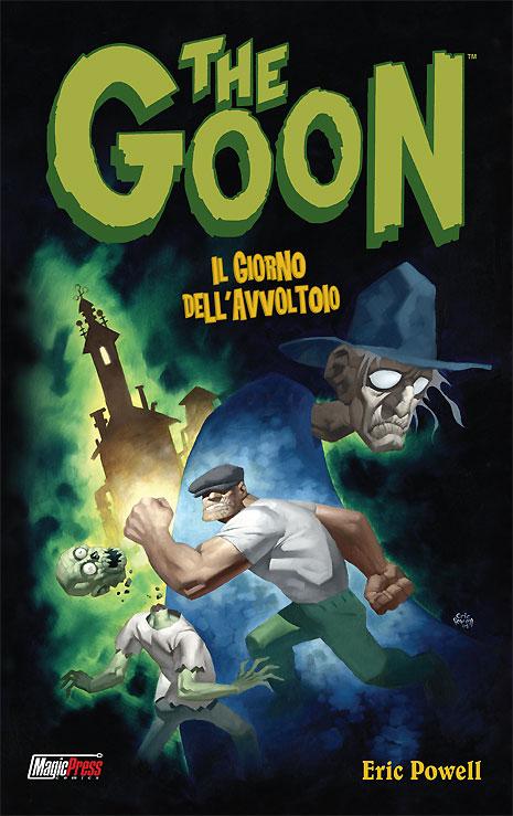 The Goon vol. 1