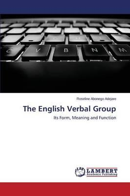 The English Verbal Group