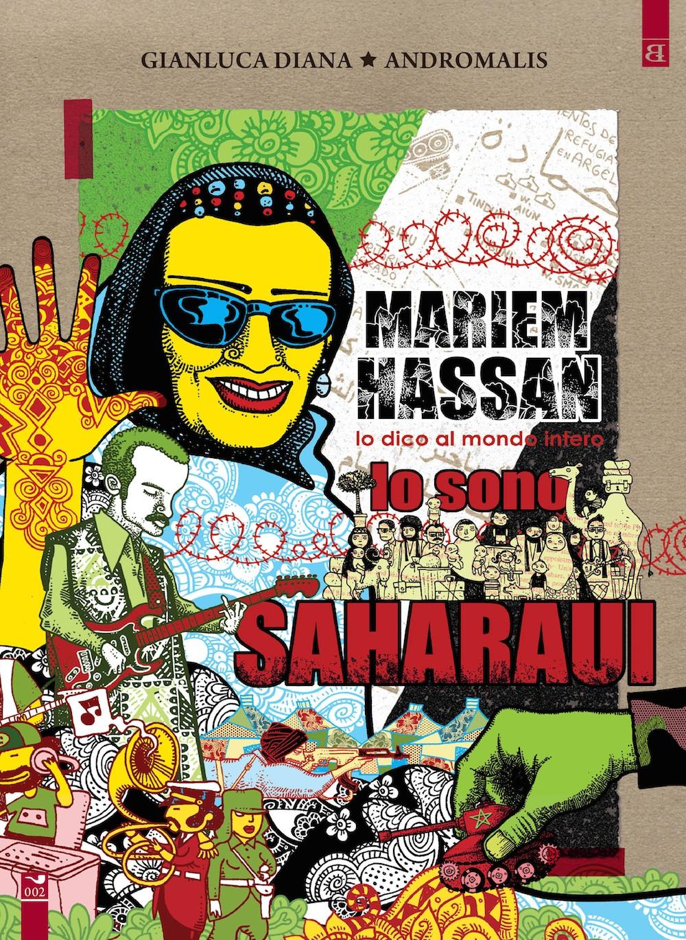 Mariem Hassan, lo dico al mondo intero