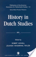 History in Dutch Studies