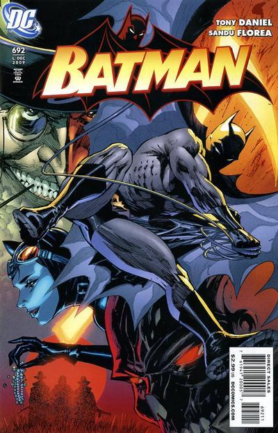 Batman Vol.1 #692