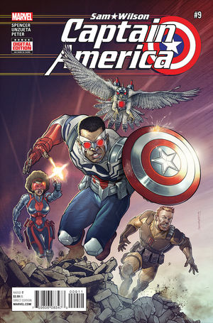 Captain America: Sam Wilson Vol.1 #9