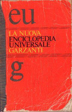 La nuova enciclopedia universale Garzanti