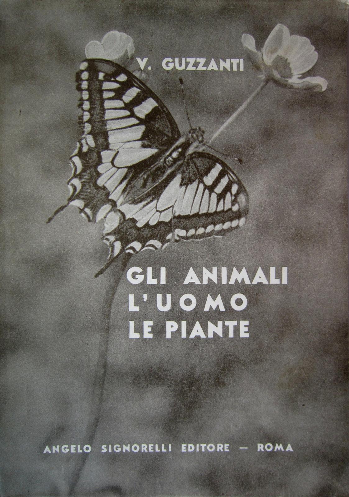 Gli animali, l'uomo, le piante