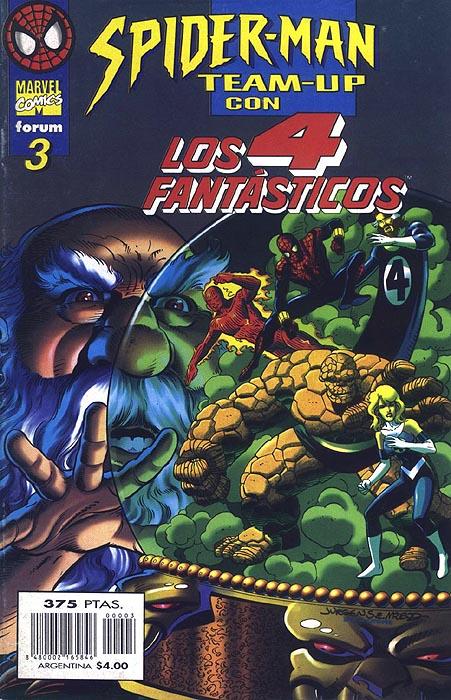 Spiderman Team-Up Vol.1 #3 (de 7)