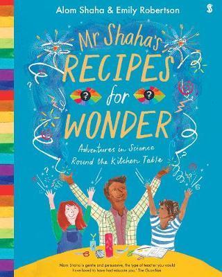 Mr Shaha's Recipes for Wonder