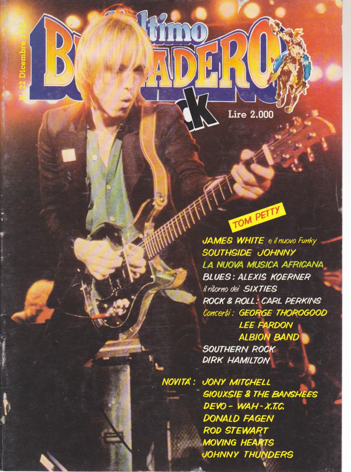 L'ultimo buscadero n. 22 (dicembre 1982)