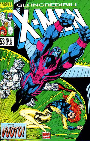 Gli Incredibili X-Men n. 053