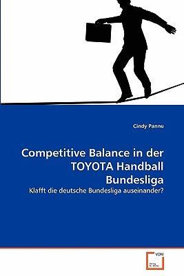 Competitive Balance in der TOYOTA Handball Bundesliga