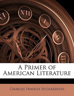 A Primer of American Literature