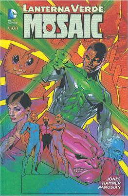 Lanterna Verde: Mosaic vol. 1