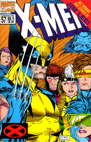 Gli Incredibili X-Men n. 057