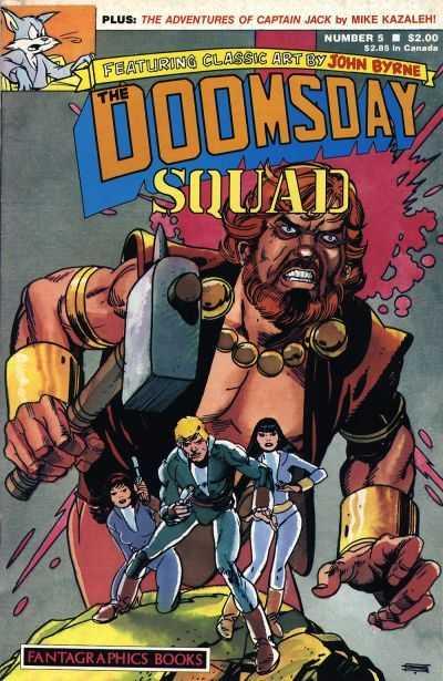 Doomsday Squad #5