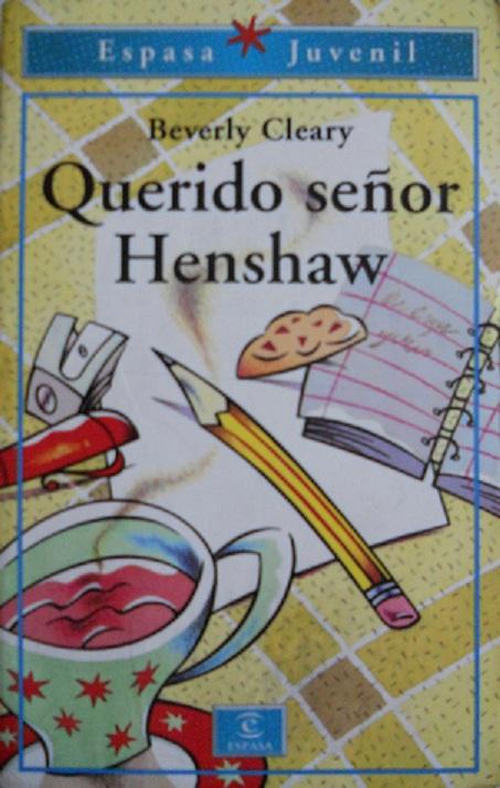 Querido señor Hensh...