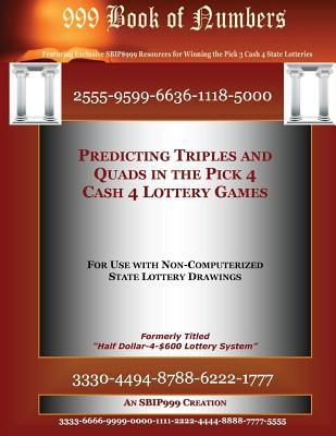 Predicting Triples and Quads in the Pick 4 Cash 4 Lottery Games