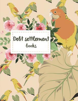 Debt settlement books
