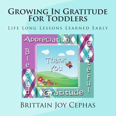 Growing in Gratitude...