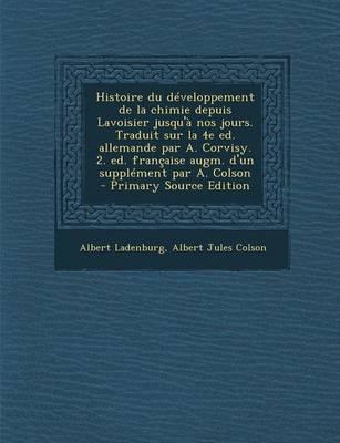 Histoire Du Developp...