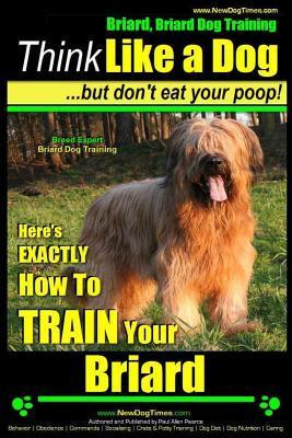 Briard Dog Training