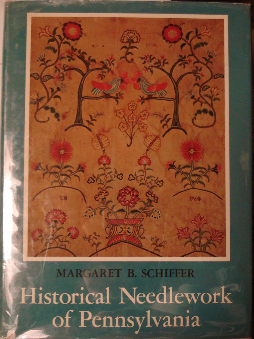 Historical Needlework of Pennsylvania