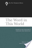 The Word in This World