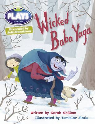 BC JD Plays Brown/3C-3B Wicked Baba Yaga
