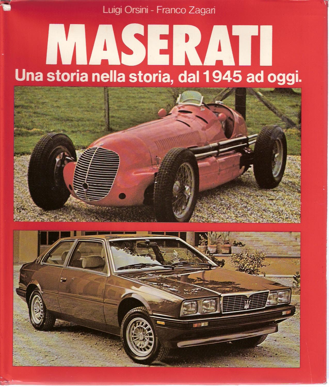 Maserati: Una storia nella Storia, Dal 1945 a oggi