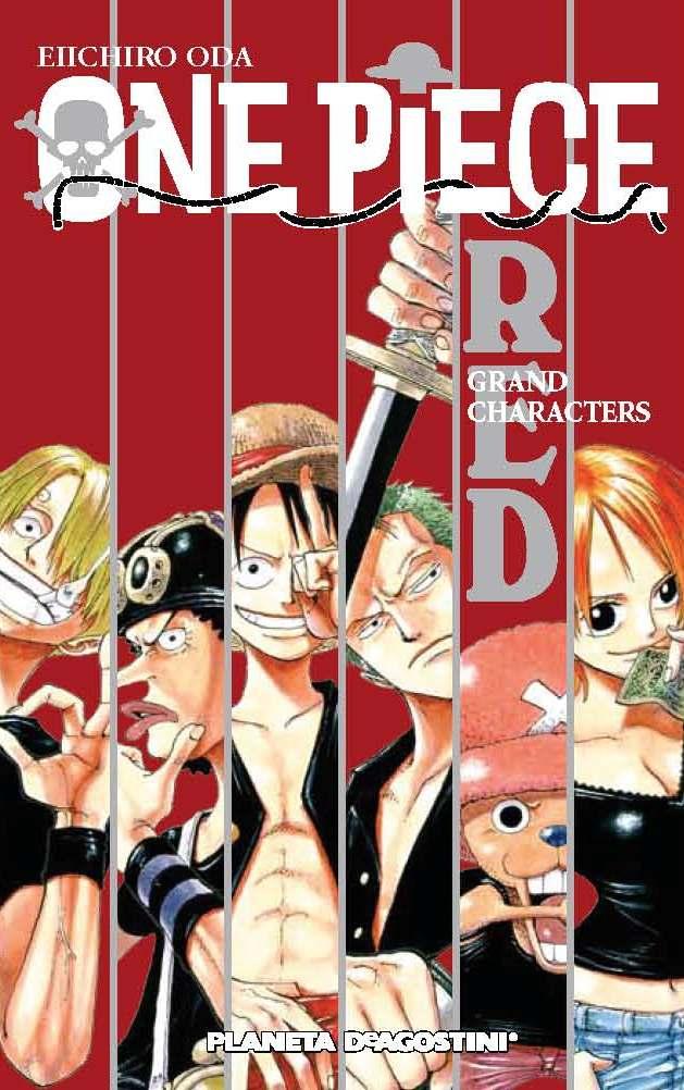 One Piece Guía #1