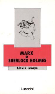 Marx e Sherlock Holmes