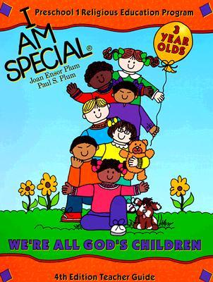 I Am Special Preschool 1, 3-Year-Old