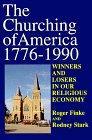 The Churching of America, 1776-1990