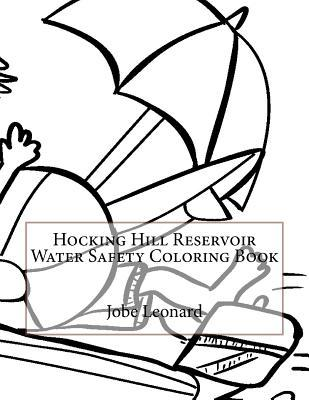 Hocking Hill Reservoir Water Safety Coloring Book