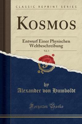 Kosmos, Vol. 3