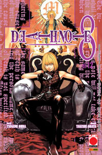 Death Note vol. 8