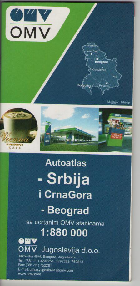 Srbija i Crna Gora - Beograd